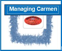 Book online for David Williamson's Managing Carmen