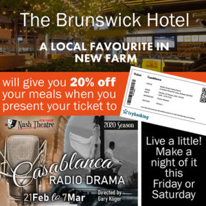 Brunswick Hotel Meal Deal