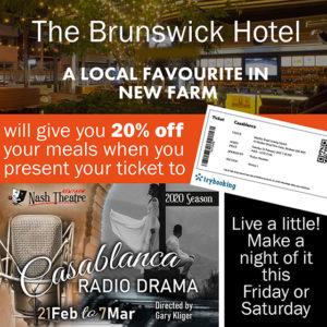 Brunswick Hotel Meal Deal