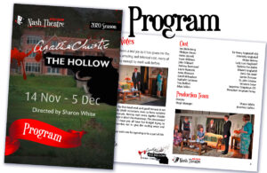 Program for The Hollow